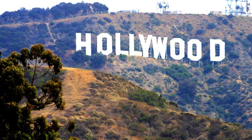 Hollywood Landmarks Helicopter Tour
