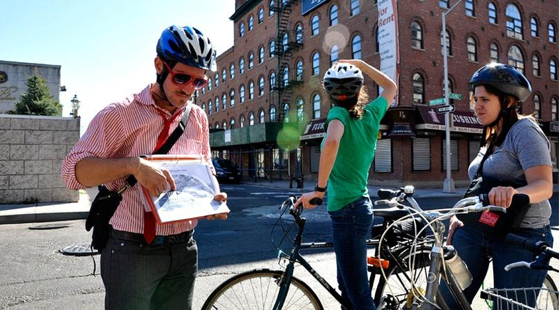 Brooklyn Brewing History Bike Tour