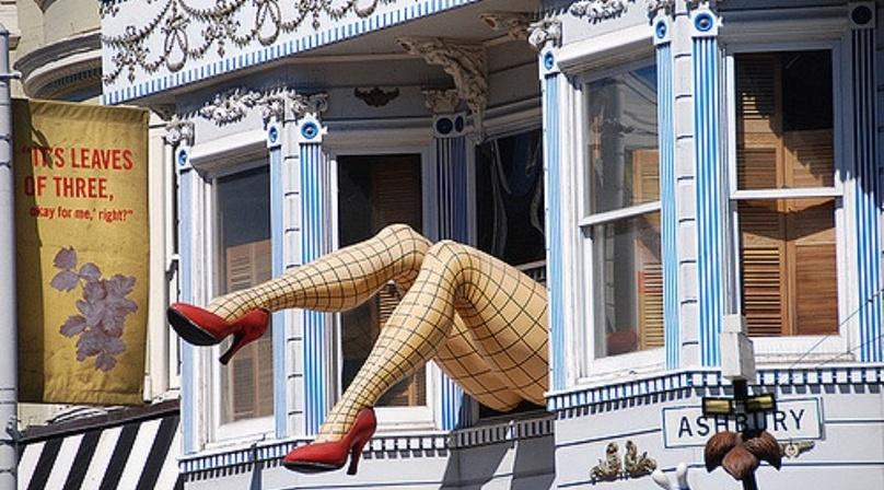 Walking Tour of San Francisco's Haight-Ashbury
