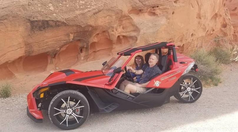 Valley of Fire Slingshot Tour