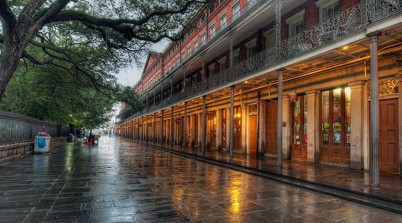 Upper French Quarter Walking Tour