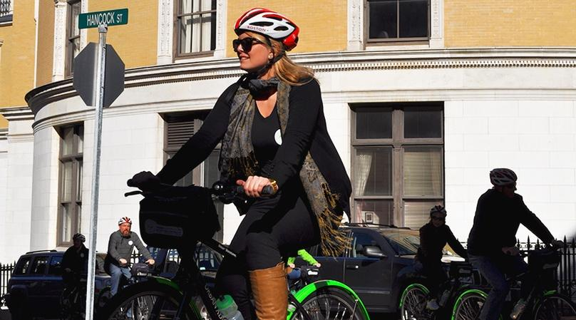 Full-Day Boston Bike Rentals