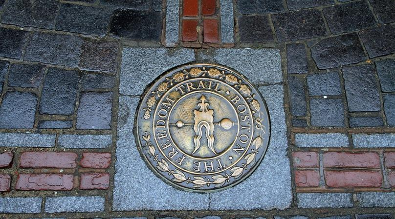 Tour of the Freedom Trail, Boston