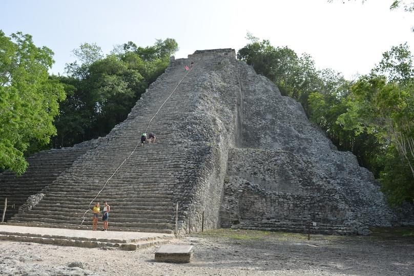 Guided Tour of Coba from Cancun