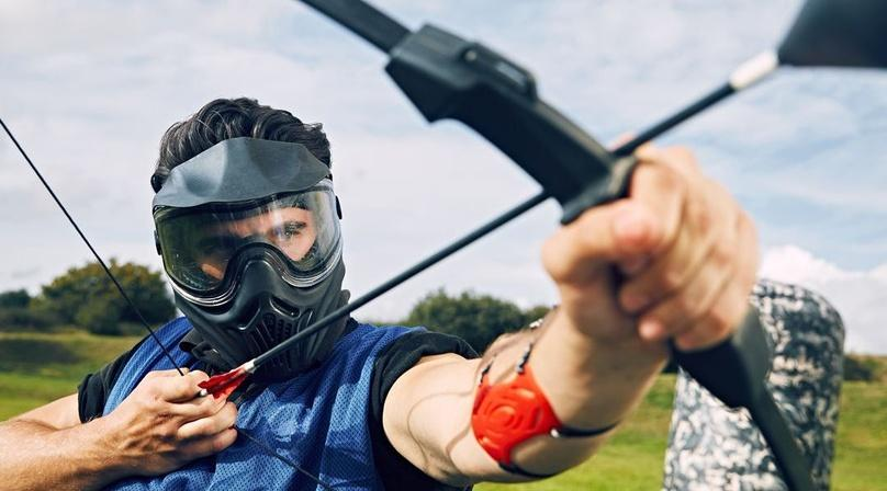 2-Hour Medium Group Archery Battle
