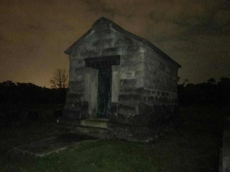 Spring Lake Moonlit Cemetery Tour