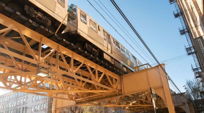 Neighborhoods by Train and Foot: Brown Line