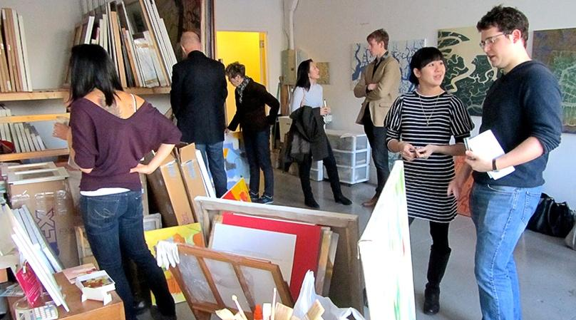 Private Gallery and Studio Visits