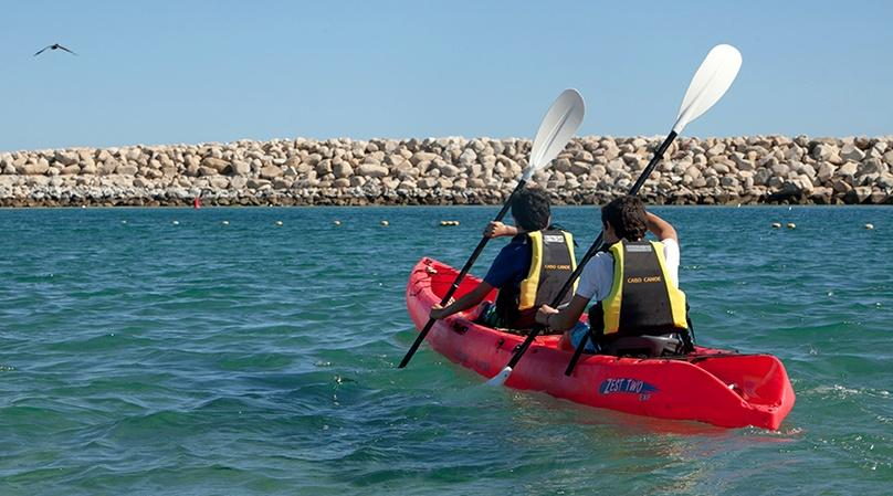 Guided Kayaking Outing in Cabo San Lucas