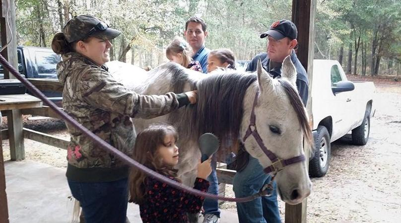 Savannah Customized Horseback Riding Lesson