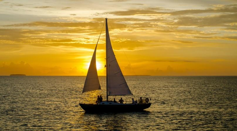 Two-Hour Sunset Sailing Tour in San Diego