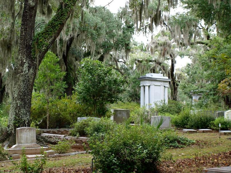 Afternoon Bonaventure Cemetery Walking Tour in Thunderbolt