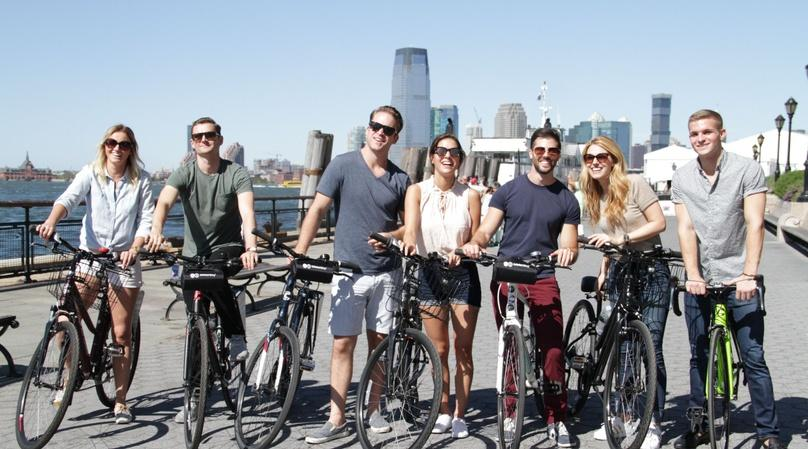 2-Hour Brooklyn Bridge Bike Tour