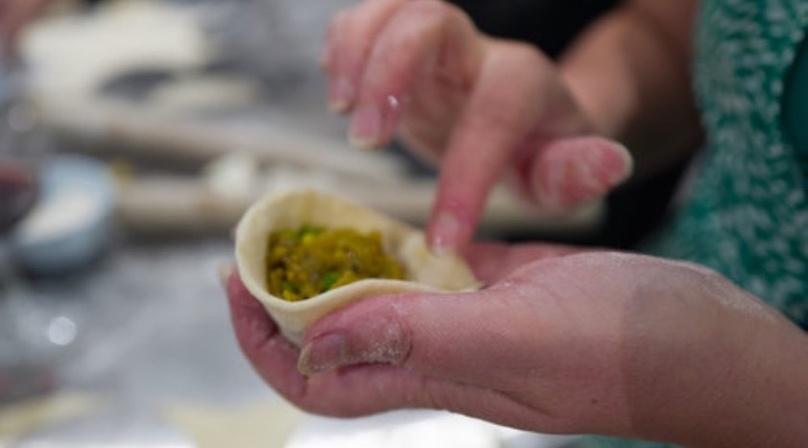 International Dumplings Cooking Class