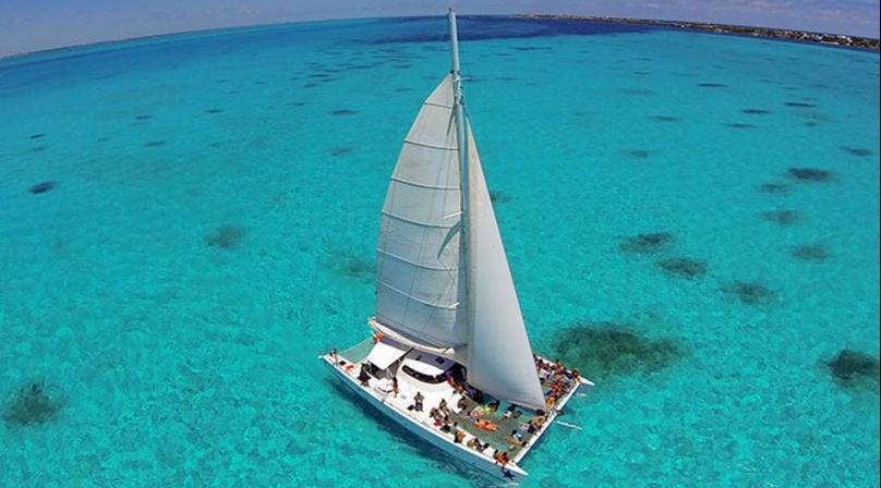 Isla Mujeres Catamaran Adventure from Cancun