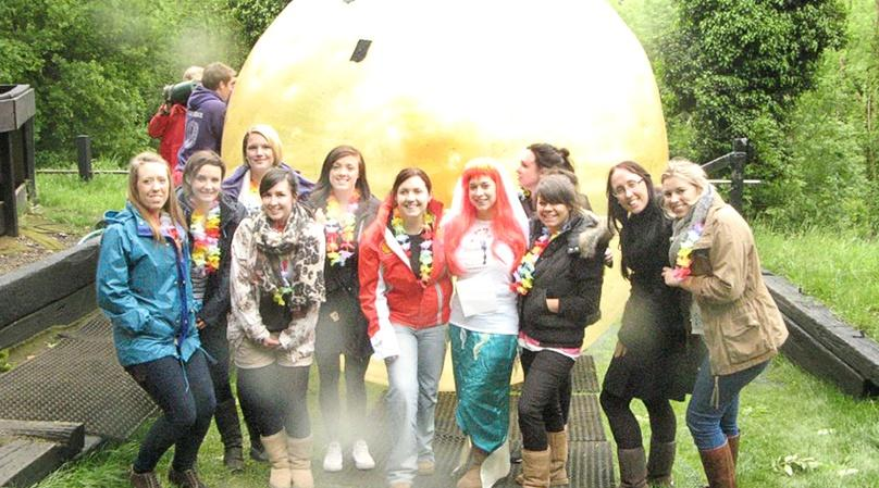 London Harness Zorbing Session