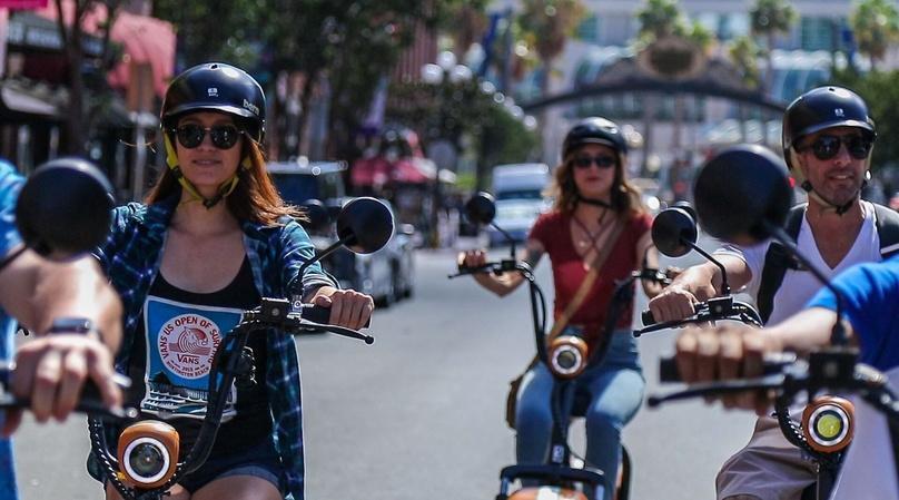 1-Hour Downtown & Gaslamp Quarter Scooter Tour