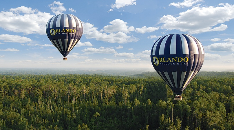 Orlando Hot Air Balloon Ride