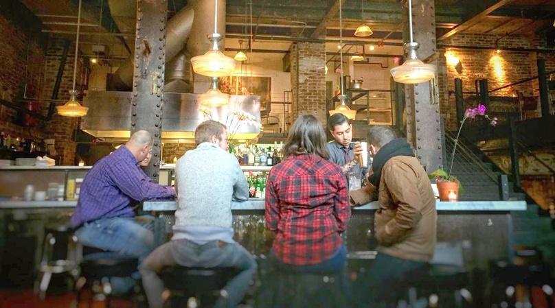 Old City Pedicycle Pub Crawl in Philadelphia