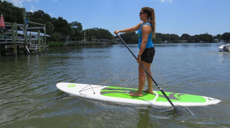 1-Hour Stand-Up Paddle Board Rental