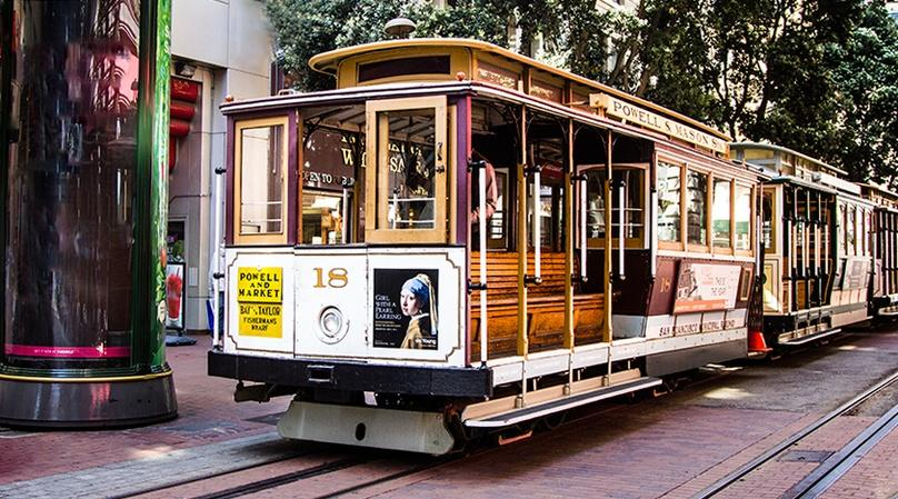 Four-Hour Classic San Francisco Walking Tour