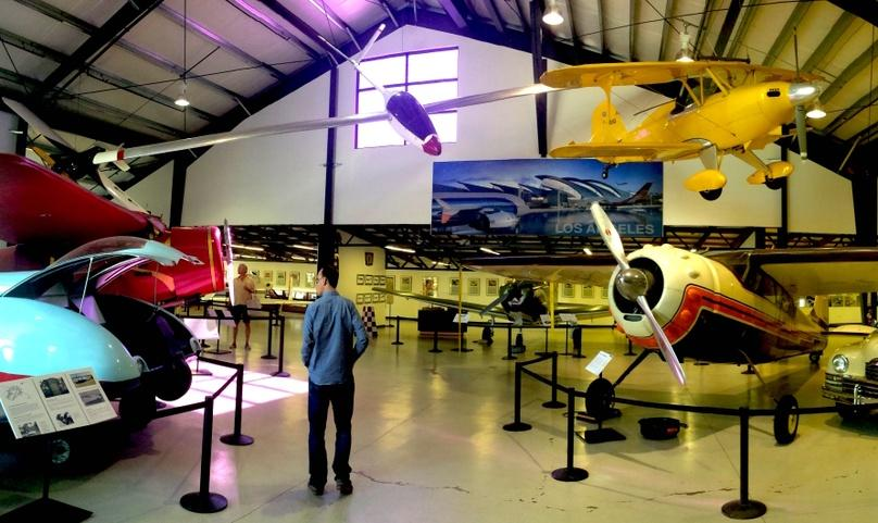 Santa Monica Museum of Flying Group Tour