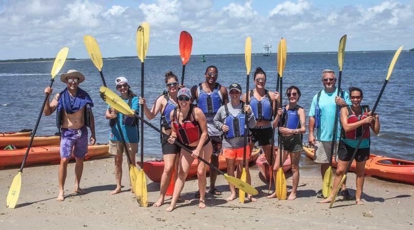 Cumberland Island National Seashore Kayak Tour
