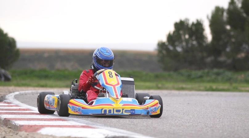 Autocross Go Kart Challenge in Camarillo