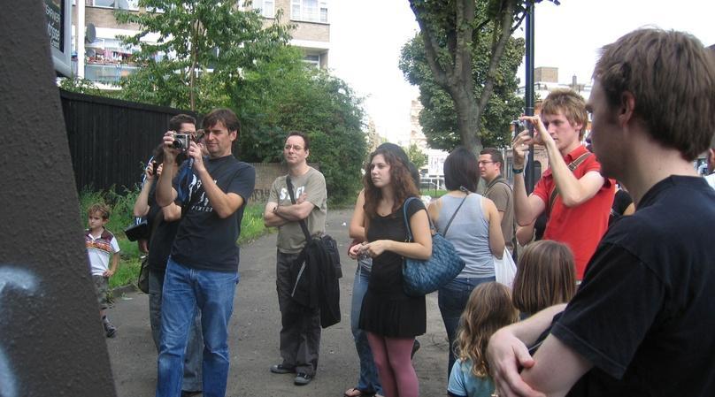 Burton Street Walking Tour