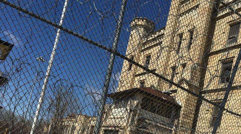 Old Joliet Prison Haunted History Tour