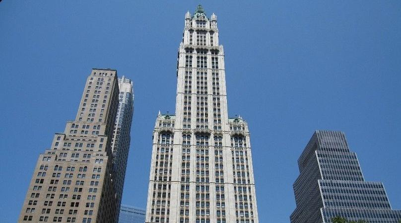 Insider Tour of the Woolworth Building