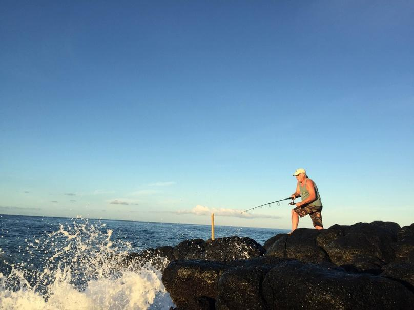 Morning Guided Fishing Session in Kauai