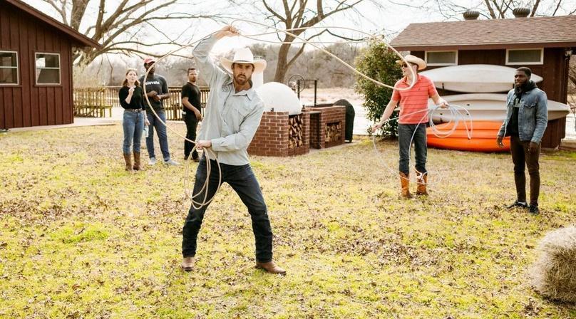 3-Hour Texas Horseback Experience