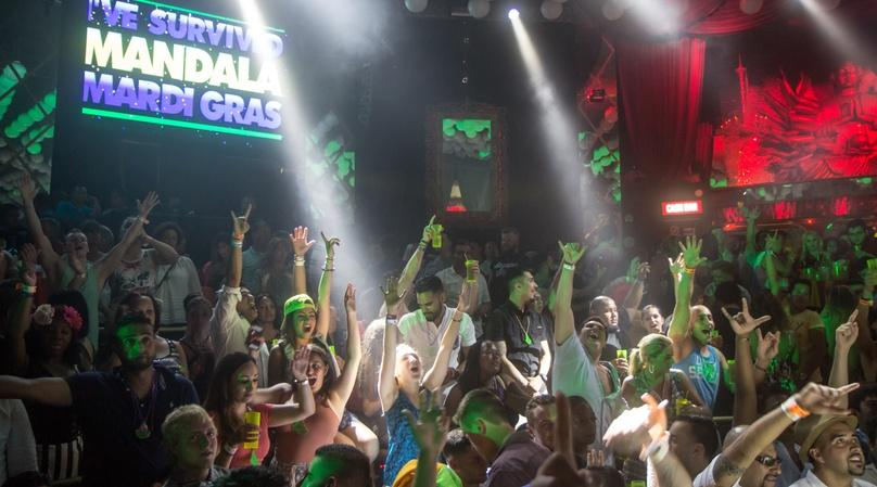 Nightclub Crawl in Cancun