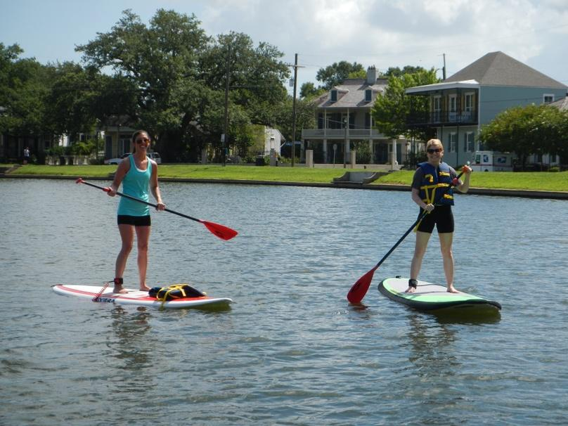 Bayou St. John Paddle Session