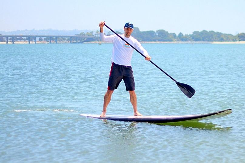 7-Mile Private Paddleboard Tour in Asheville