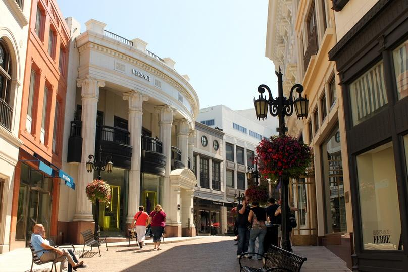 Two Hour Hollywood Celebrity Tour