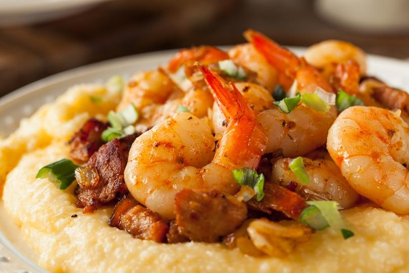 Interactive Low Country Shrimp & Grits Cooking Class