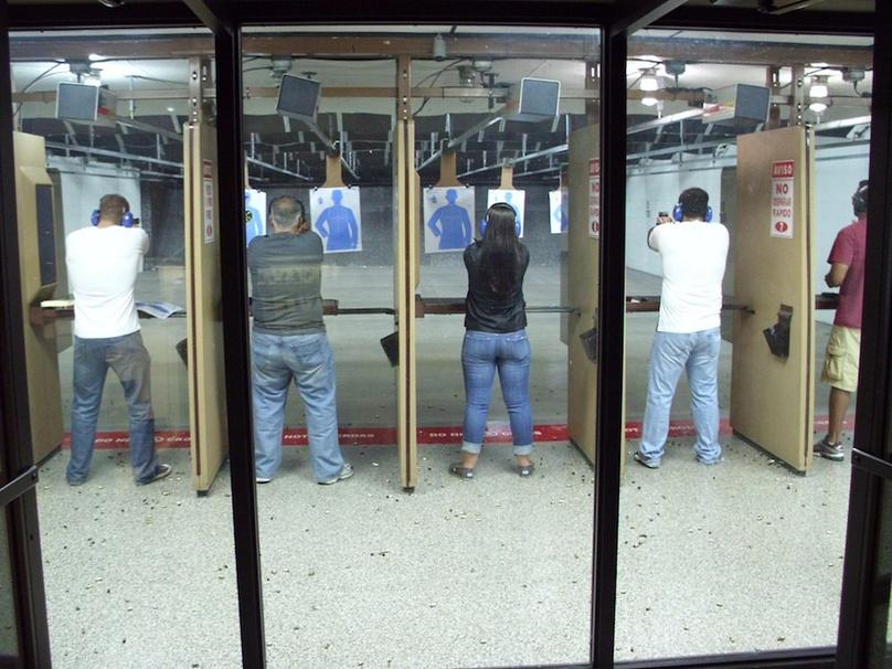 Tactical Shooting Class in Miami