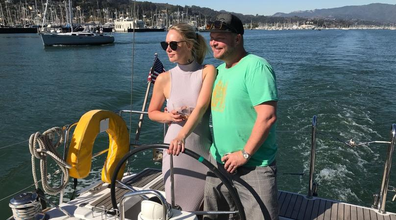 Interactive Sailing Adventure on San Francisco Bay