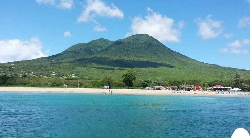 Nevis Beach Getaway from St. Kitts