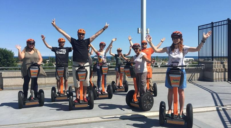 2-Hour Lakefront and Museum Campus Segway Tour