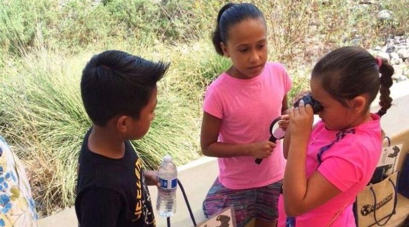 Field Trip to the Water Conservation Garden in El Cajon