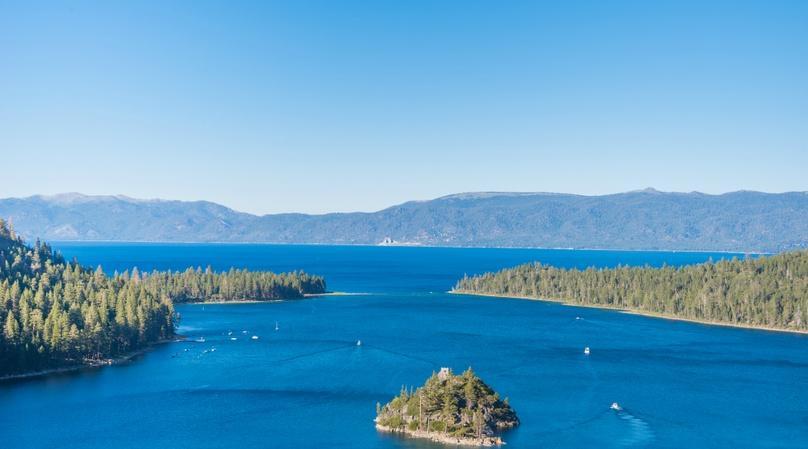 Tahoe Keys Marina Morning Boat Tour