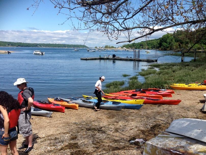 2-Hour Kayak Instruction & Tour in Cold Spring Harbor