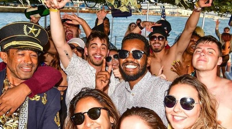 3-Hour Boat Party in Miami