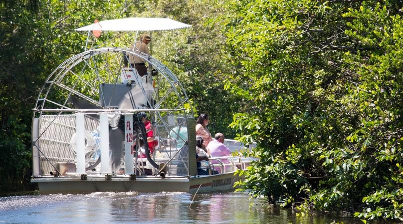Guided Airboat Tour in Oviedo for Florida Residents
