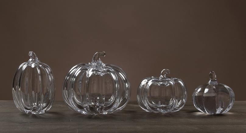 One-Hour Glass Pumpkin Class in Norwood
