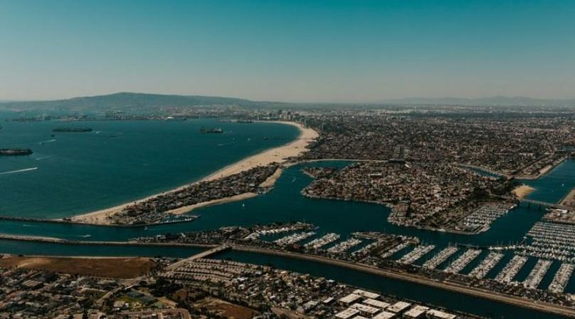 30-Minute Coastal Helicopter Tour in Long Beach