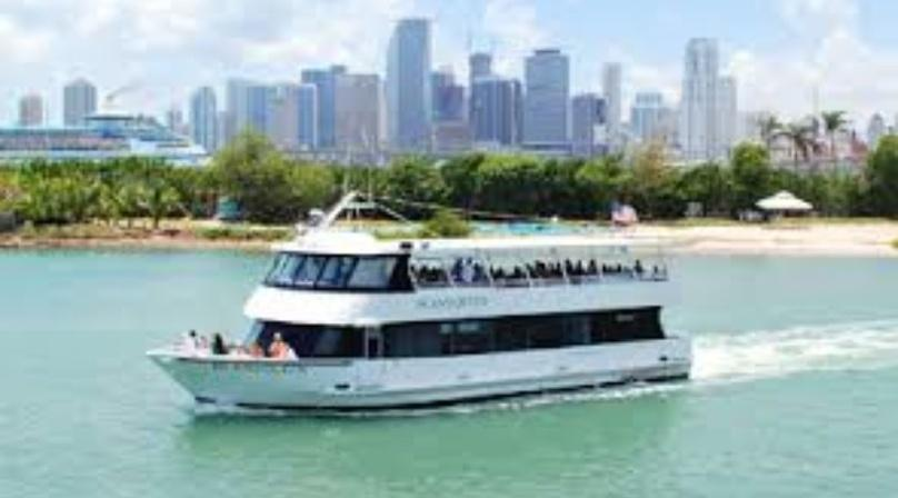 Guided Tour of Miami & Biscayne Bay